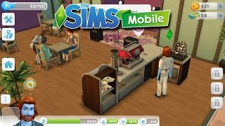 The Sims Versi Baru di Android - The Sims Mobile - Indonesia Gameplay