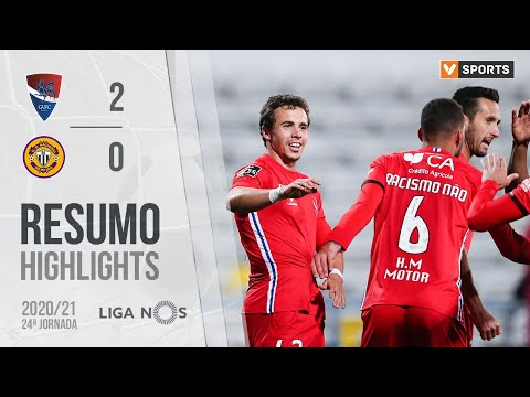Gil Vicente Nacional Goals And Highlights