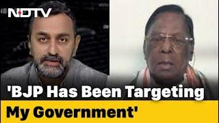 MLAs Threatened, Have Proof: V Narayanasamy To NDTV On Puducherry Crisis