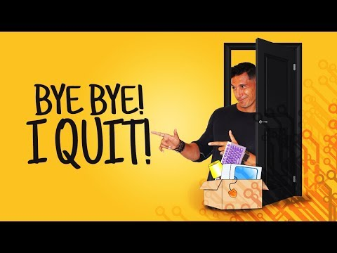 It's OK To Quit And Change Your Job!