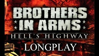 PS3 Longplay [006] Brothers in Arms: Hell's Highway | FULL GAME MOVIE