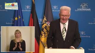 """Bundeskanzlerin und Ministerpräsident ziehen Bilanz des """"Lockdown-Light"""""""