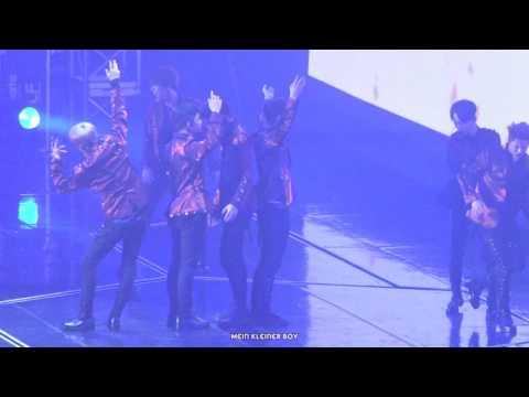 160722-29 The EXO'rDIUM in Seoul - 늑대와미녀Wolf remix edited ver. (D.O. Focus)