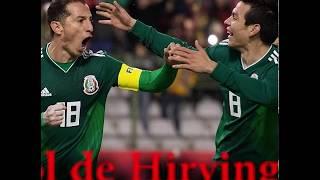Como Se vivió El gol de CHUCKY ( Hirving Lozano) en las emisoras Españolas 17/06/2018