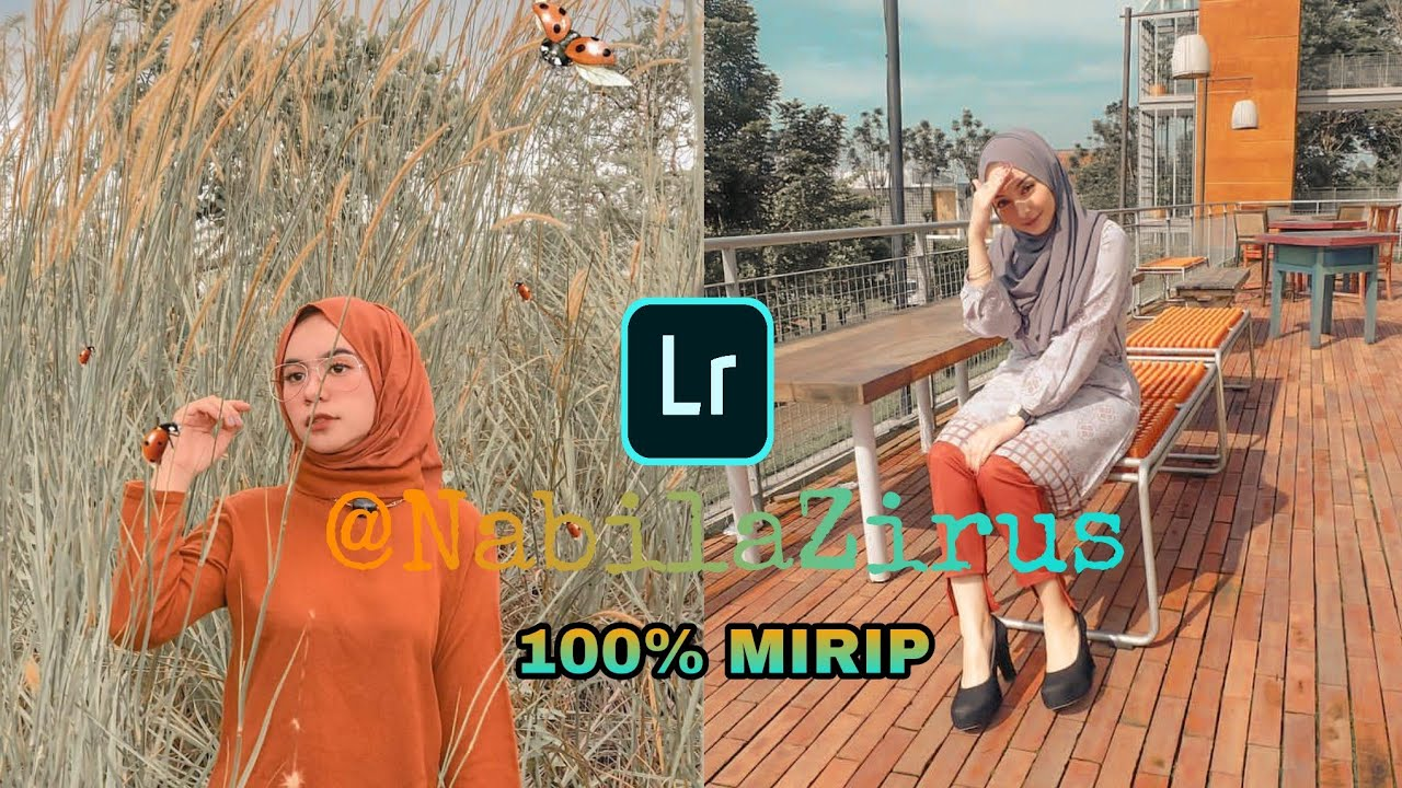 Cara Edit Foto Seperti @NABILAZIRUS -Lightroom Mobile ...