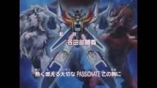 [MAD] Super Robot Anime x Mitsuboshi☆☆★