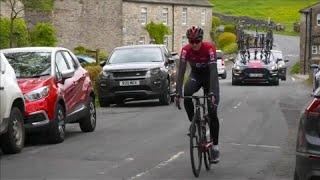 Una grave caída deja a Chris Froome sin Tour de Francia