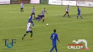 Serie D Girone D V.A.Sansepolcro-Sangiovannese 1-3
