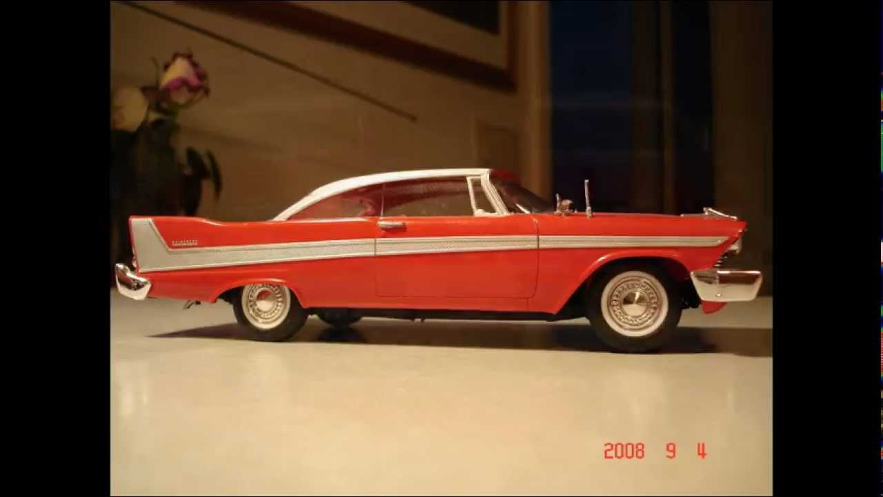 1957 1958 Christine Models Plymouth Fury Belvedere Stephen King