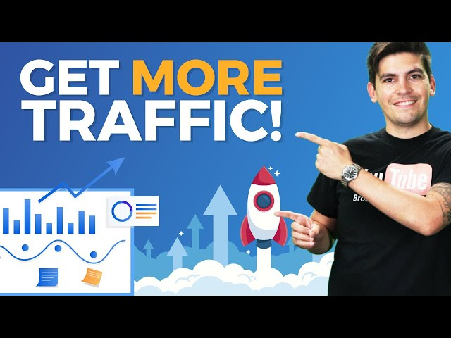 8 EASY Ways To Get More Traffic To Your Website + FAST GROWTH HACK