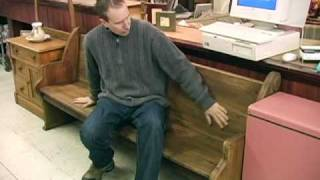 Deacons Bench At The Best Thrift Store