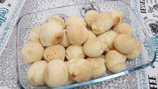 Aprenda a Fazer Pão de Queijo em Casa