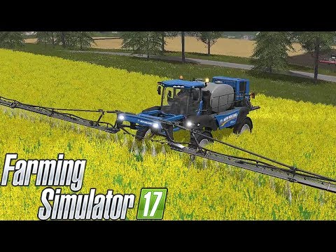 IRRORATRICE SP.400F #198 - FARMING SIMULATOR 17 GAMEPLAY ITA