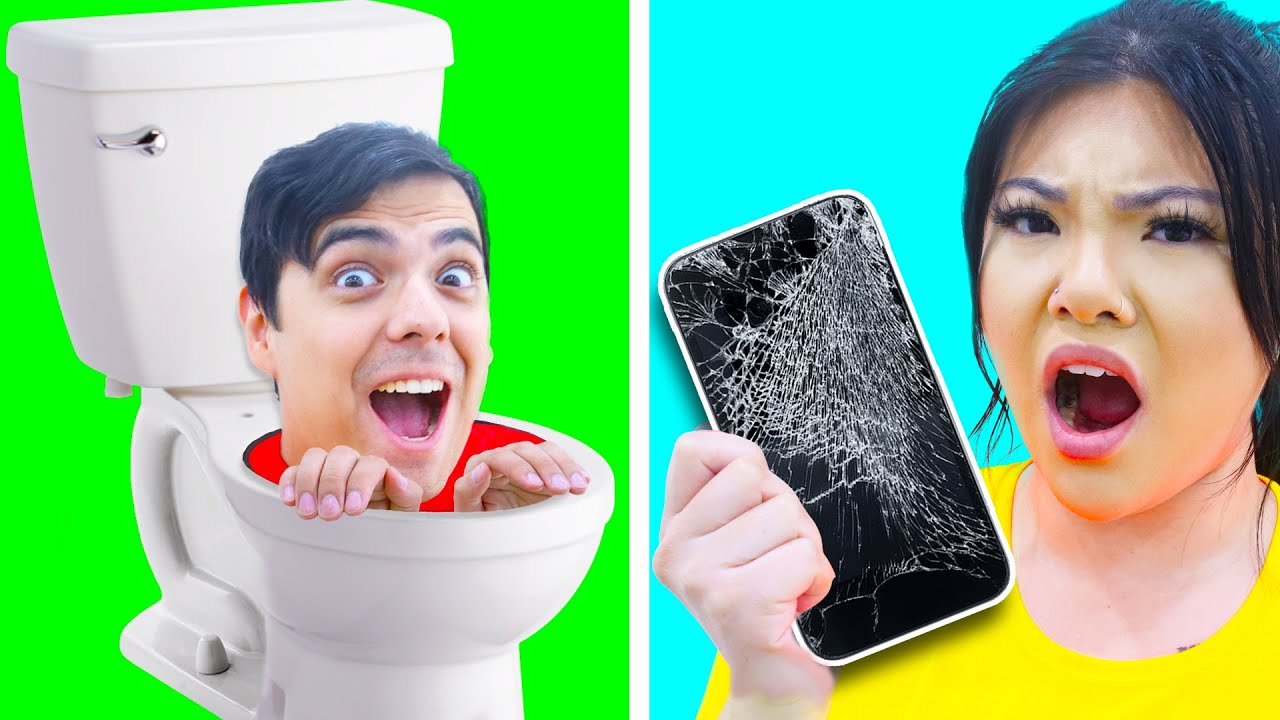 8 BEST SUMMER VACATION PRANKS | FUNNY TIKTOK PRANKS & HACKS BY CRAFTY HACKS