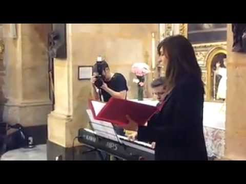 Ave Mª Schunert - piano y soprano - Musical Mastia - musica bodas Cartagena, Murcia, Lorca Totana