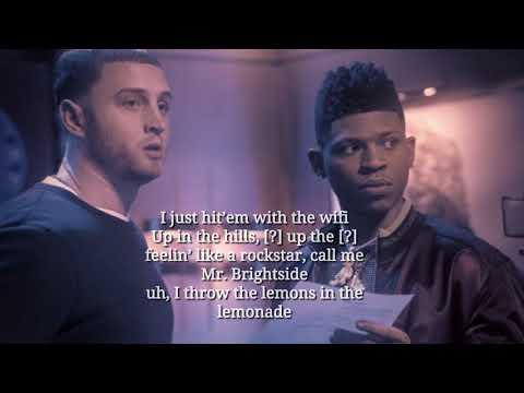 """Empire Cast - """"How Ya Luv That"""" w/ lyrics ft. Yazz & Chet Hanks"""