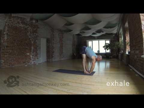 Led Class - ASHTANGA YOGA + YIN  by Jocke Salokorpi aka the