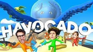 ABBIAMO EVOCATO IL KRAKEN!!! - w/Two Players One Console - Havocado [Ep.3]