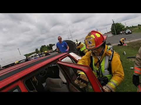 Pope County High School Mock Crash 2019