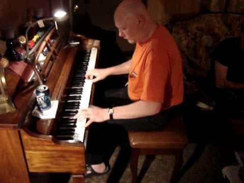 Allen Dale-Piano Man