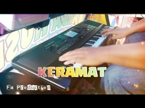 KERAMAT - LIVE ORGEN TUNGGAL STYLE MANUAL KORG MA