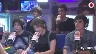 cd9 reaccion al escuchar groserias
