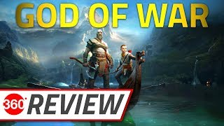God of War Review | This Is Why You Bought a PS4