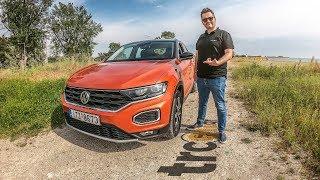 Δοκιμή Volkswagen T-Roc 1.0 TSI   Vlog #39   trcoff.gr Video