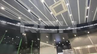 [RCH] 스페셜라이즈드 매장 라인형 LED 전광판 (…