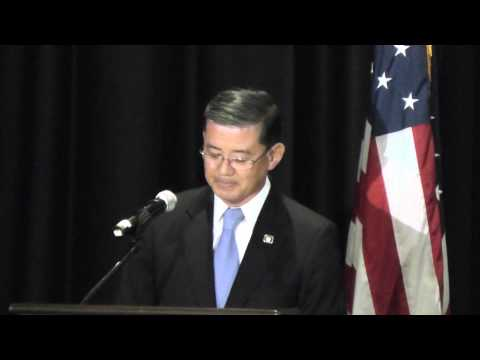"Shinseki addresses VA's ""systemic"" problems just before resigning"