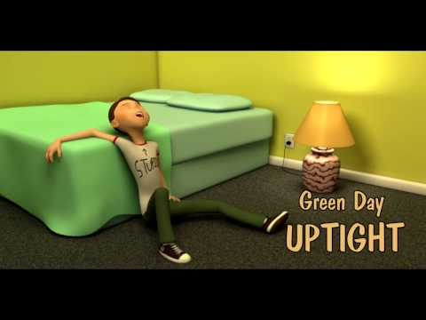 Green Day - Uptight (Unofficial Animated Music Video)
