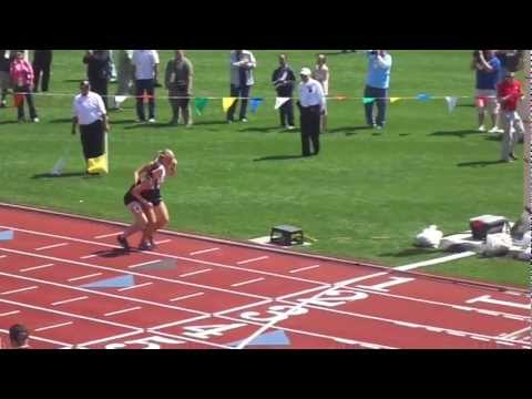 Ohio Runner Stops in State Final to Aid Fallen Opponent (Official) [HD]