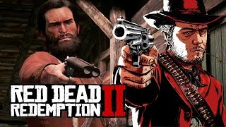 "Мэддисон играет в Red Dead Redemption 2 - ""ЩАТ ЗЕ ФАК АП"""