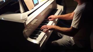 Justin Bieber - Love Yourself (NEW PIANO COVER)