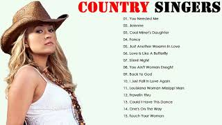 Top Female Country Singers Of All Time   Best Country Music Playlist   Women Country Songs 2020