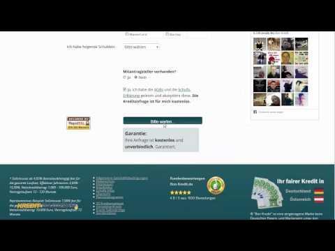 Bonkredit | Vorschau + Infos | Kredit-ratgeber.eu