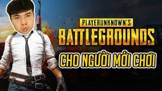 Hướng dẫn căn bản Playerunknown's Battlegrounds cho người mới chơi | Duy.B