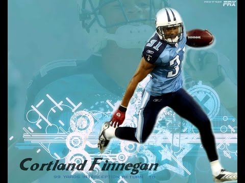 Cortland Finnegan Career Highlights