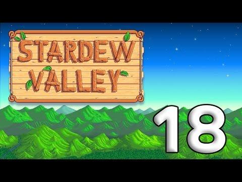Stardew Valley 18: Birthday Blues - Let's Play Stardew Valley Gameplay