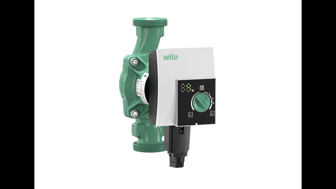 Download Wilo Group - Wilo-Yonos PICO - Commissioning - Service videos