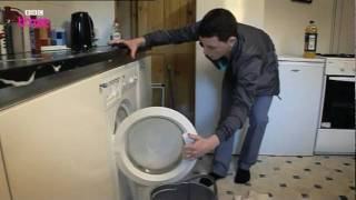 Washing Machine Fail - Young, Dumb and Living Off Mum - BBC Three