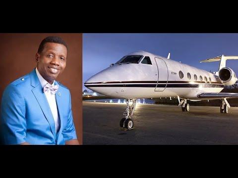 Pastor Adeboye Starts Airline Business With New Multi Billion Naira Gulfstream Jet Photo