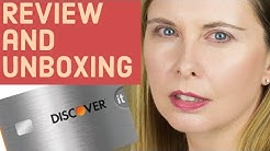 Discover it Card Review and Unboxing [ Best Cash Back Credit Card ]
