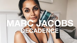 MARC JACOBS DECADENCE FRAGRANCE REVIEW