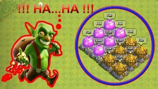 Journey goblin steal precious | Try Not To Laugh Clash of Clans | Hack clash of clans