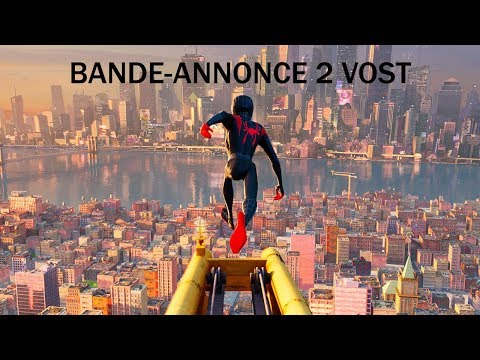 Spider-Man : New Generation - Bande-annonce 2 - VOST