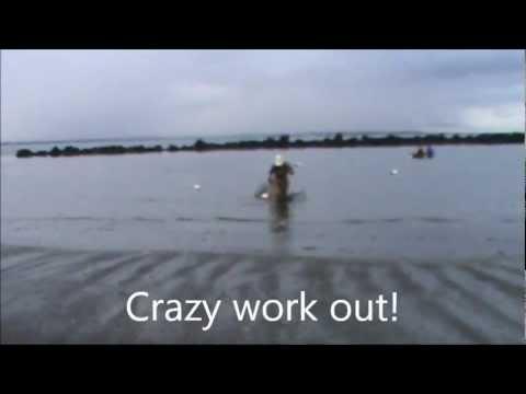 Crabbing at Ocean Shores, WA!  Things to do.