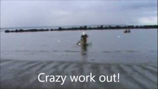 Crabbing at Ocean Shores, WA!  Things to do.