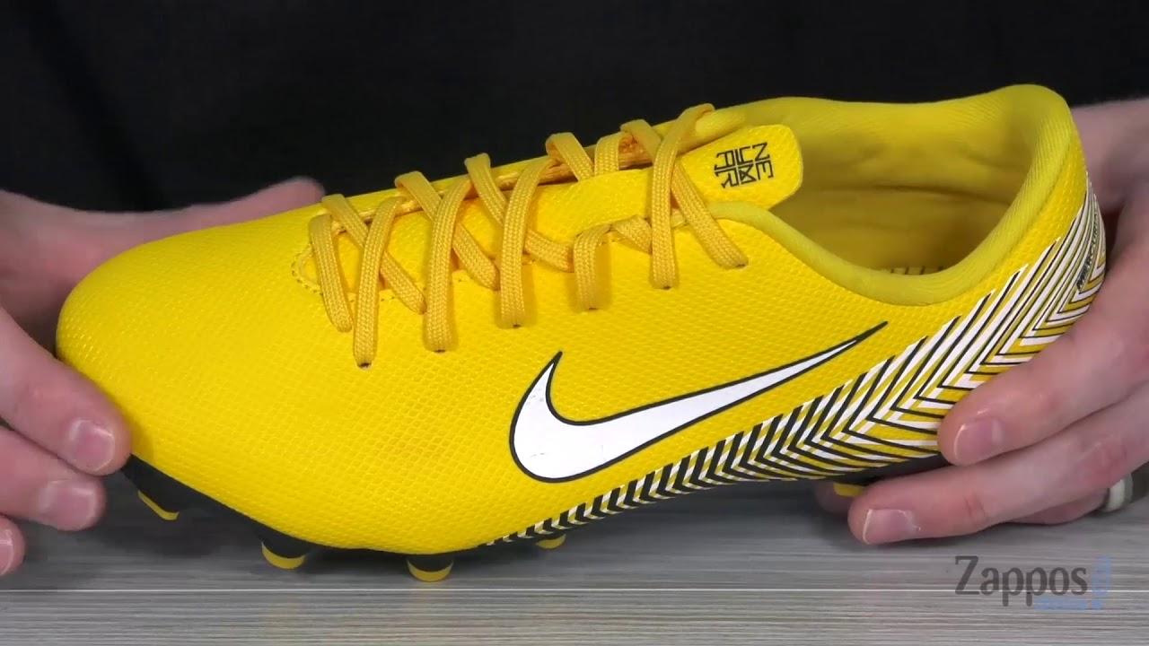 09a383201970f Nike Kids Neymar Jr. Vapor 12 Academy MG Soccer (Little Kid/Big Kid) SKU:  9056444