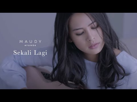 Download Lagu Maudy Ayunda - Sekali Lagi | Official Video Clip